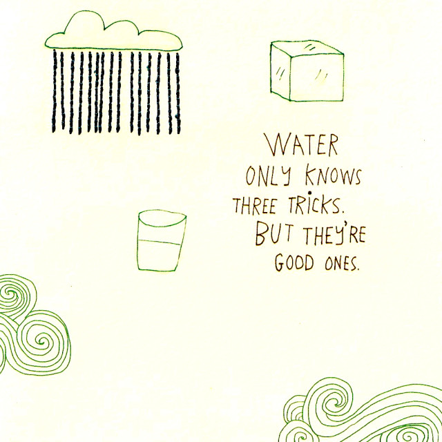water tricks